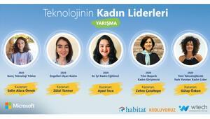 Teknolojinin Kadın Liderleri Türkiyenin geleceğine ışık tutuyor