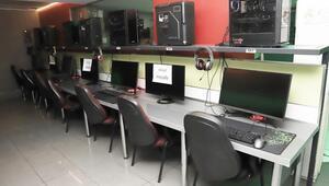 İnternet kafeler ve oyun salonları ne zaman açılacak Tarih belli oldu