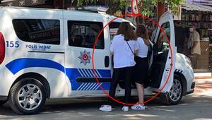Sınava giden genç kıza ceza şoku haberine açıklama geldi