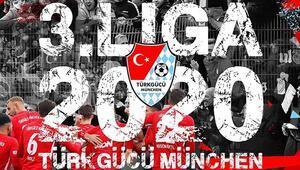 Münih Türkgücü'nün 3'üncü Lig'e yükselişi resmen onaylandı