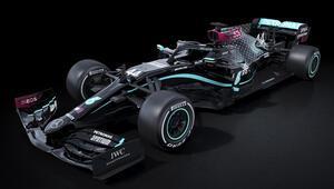 Mercedes, ırkçılığa karşı Formula 1de siyah araçla yarışacak