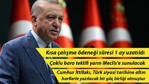 Son dakika haberi: Cumhurbaşkanı Erdoğandan kritik toplantı sonrası önemli açıklamalar
