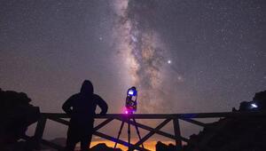 Türk astrofotoğrafçının fotoğrafı en iyilerin arasına girmeyi başardı