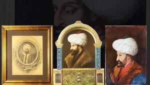 Milli Saraylardan Fatih  portreleri sergisi