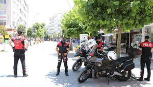 Boluda maske takmayan 240 kişiye idari para cezası kesildi