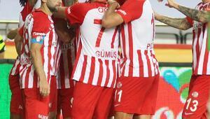 Antalyaspor, Başakşehire odaklandı