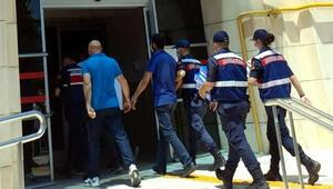 İzmirde tefeci operasyonuna 6 tutuklama