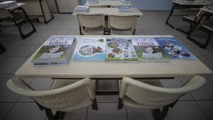 Ders kitapları şimdiden okullarda