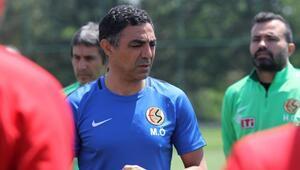 Mustafa Özer: Genç oyuncularımıza daha çok forma şansı tanıyacağız...