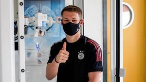 Bayern Münih, Alexander Nübel ile 5 yıllık sözleşme imzaladı