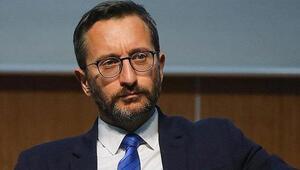 İletişim Başkanı Altundan Bakan Albayraka yönelik çirkin paylaşımlara tepki: Örgütlü ahlaksızlık...