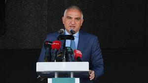 Kültür ve Turizm Bakanı Mehmet Nuri Ersoy: Kültür ve sanatı halkımızın ayağına götürüyoruz