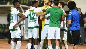 Giresunspor 0 - 1 Bursaspor