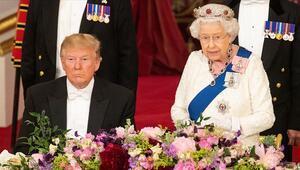 ABD Başkanı Donald Trump, İngiltere Kraliçesi 2. Elizabethin 94. yaş gününü kutladı