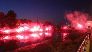 Samsunsporun 55. kuruluş yıl dönümü kutlandı