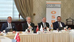 Ankara sanayisi için iş birliğine hazırız