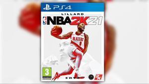NBA 2K21'in PlayStation 4 versiyonunun kapak yıldızı belli oldu
