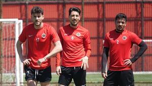 Gençlerbirliği, Yeni Malatyaspor hazırlıklarına devam ediyor