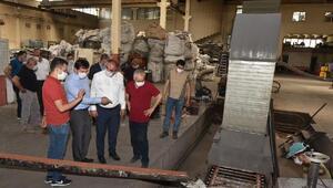 Karatay Belediye Başkanından esnafı ziyaret