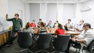 Buca Belediyesi kurum içi eğitimde Ozan Bingölü konuk etti