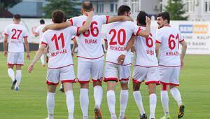 Boluspor 1-0 Hatayspor