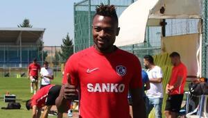Son Dakika | Gaziantep FKdan açıklama: Twumasi izinsiz olarak kulüpten ayrıldı