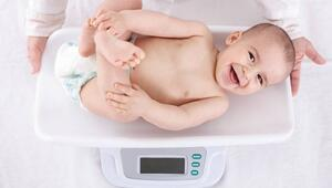 Bebeğin ay ay boy ve kilo gelişimi