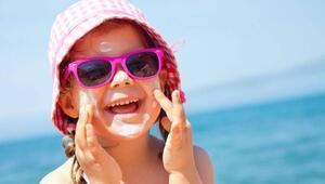 Güneşin çocuklar üzerindeki etkisi