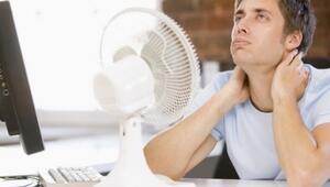 Sıcaklarda çalışmaya hazır olun