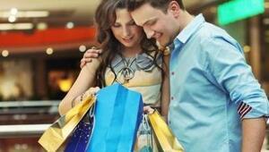 Bayramda alışveriş çılgınlığı