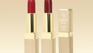 Golden Rosedan mat dudaklar