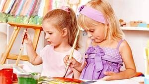 Çocukların yaratıcılıklarını geliştirecek atölyeler