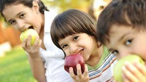 Abur cubur yerine meyve