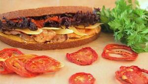 Doygun Ekmek'ten sağlıklı ve lezzetli sandviç keyfi
