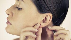 Kulak deldirdikten sonra 6 hafta bekleyin