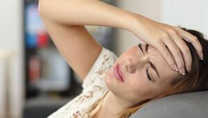 Adet döneminde yaşanan hormonel migren