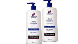 Neutrogena ile güneş sonrası cilde yoğun bakım
