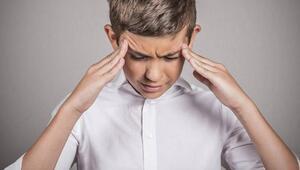 Çocuklarda baş ağrısına dikkat