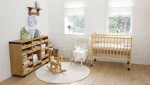 Yazın bebek odasında nasıl değişiklikler yapılmalı