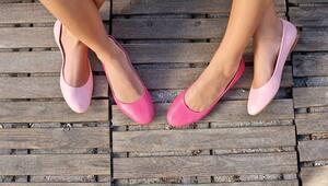 Kadınlarda ayak ölçüsü neden değişir