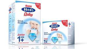 Ülker Hero Baby ile güçlü bebekler