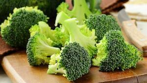 Güçlü kemikler için brokoli
