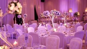 Marriott Hotel Asia'da, düğün haftası etkinlikleri