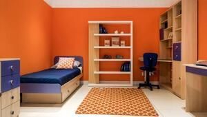 Çocuk odasında tercih edilen renkler ve etkileri