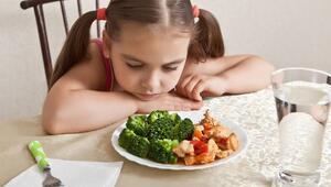 Çocuğunuzla yemek konusunda pazarlık yapmayın