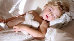 Çocuklarda görülen horlama ve uyku apnesine dikkat