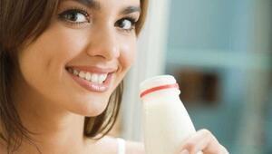 Güne her sabah 1 bardak süt içmekle başlayın