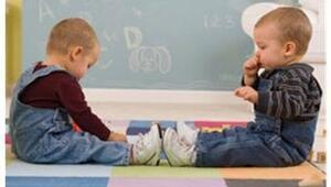 İkizlerde oyun ve oyuncak seçimi