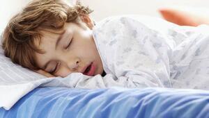 Çocuklarda uykuda horlama ve tıkanma nedenleri