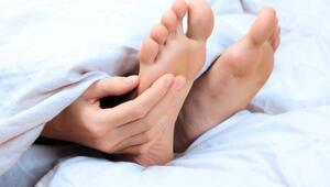 Ayaklarınız kaşınıyorsa dikkat